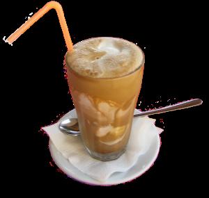 Smaragd Eiskaffee